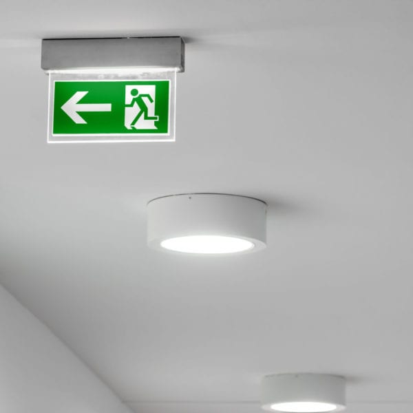 Controle noodverlichting