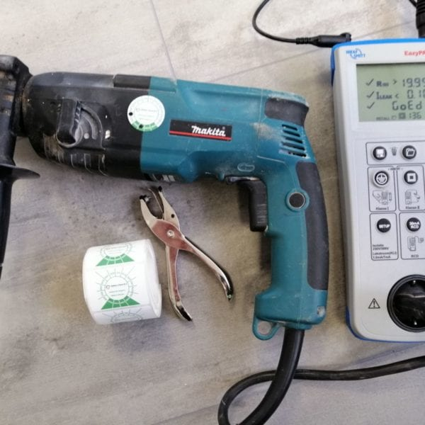 NEN 3140 inspectie arbeidsmiddelen